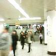 地下鉄四条駅