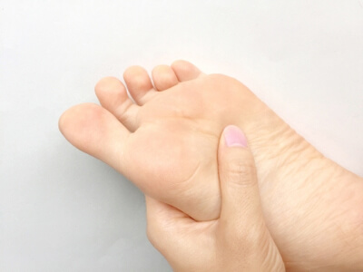 足底筋膜炎の原因