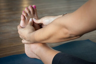 足底筋膜炎の治療法