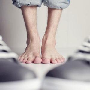 足が痛いヒトのための靴選びのポイント